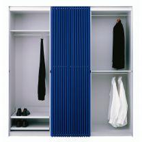 440 Faltvorhang-Schrank
